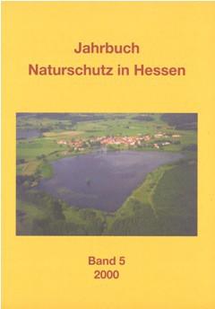 Jahrbuch Naturschutz in Hessen Band 05/2000