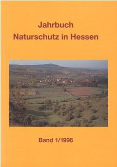 Jahrbuch Naturschutz in Hessen Band 01/1996