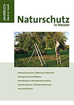 Jahrbuch Naturschutz in Hessen Band 12/2008