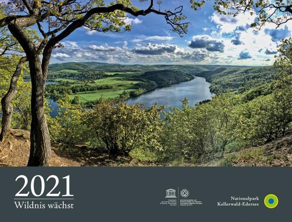 """Nationalpark-Kalender 2021 """"Wildnis wächst"""""""