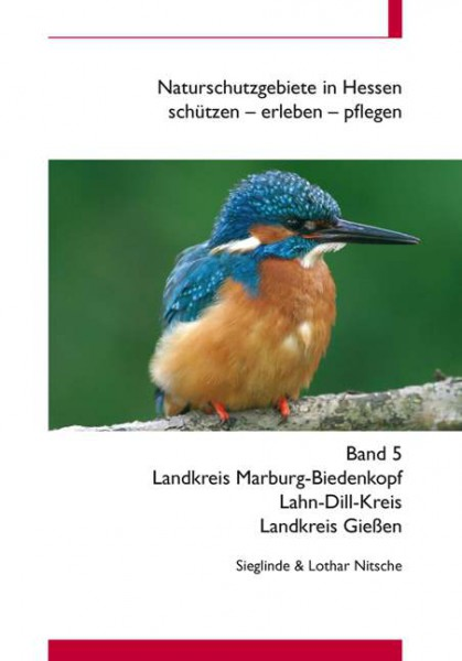 Naturschutzgebiete in Hessen, Band 5