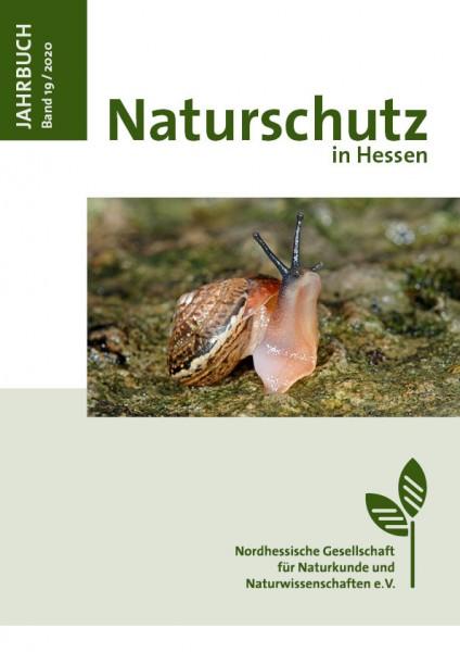 Jahrbuch Naturschutz in Hessen Band 19, 2020