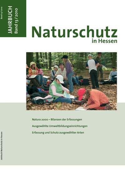 Jahrbuch Naturschutz in Hessen Band 13 (2010)