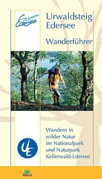 Urwaldsteig Edersee Broschüre