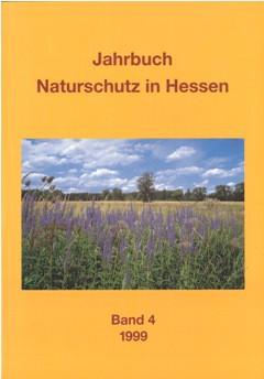 Jahrbuch Naturschutz in Hessen Band 04/1999